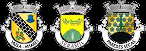 União de Freguesias de Vilela-Seramil-Paredes Secas